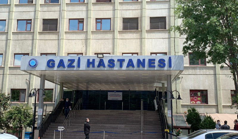 Gazi Hastanesi